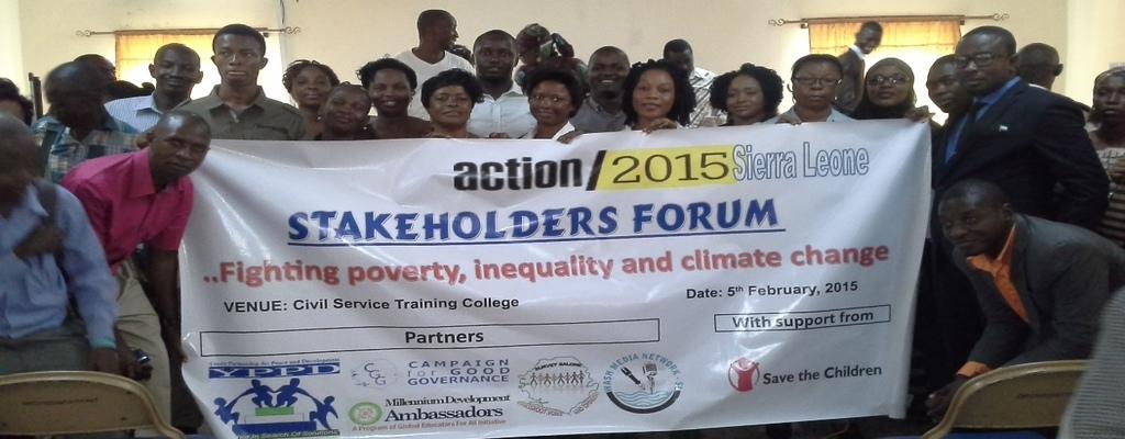 ACTION/2015 SIERRA LEONE